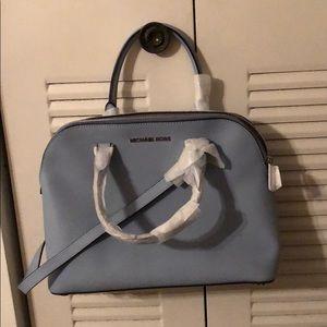 Michael Kors Cindy large dome satchel
